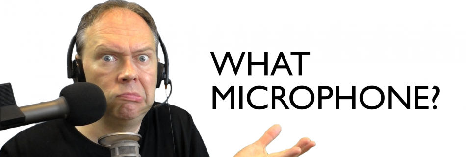 What microphone?